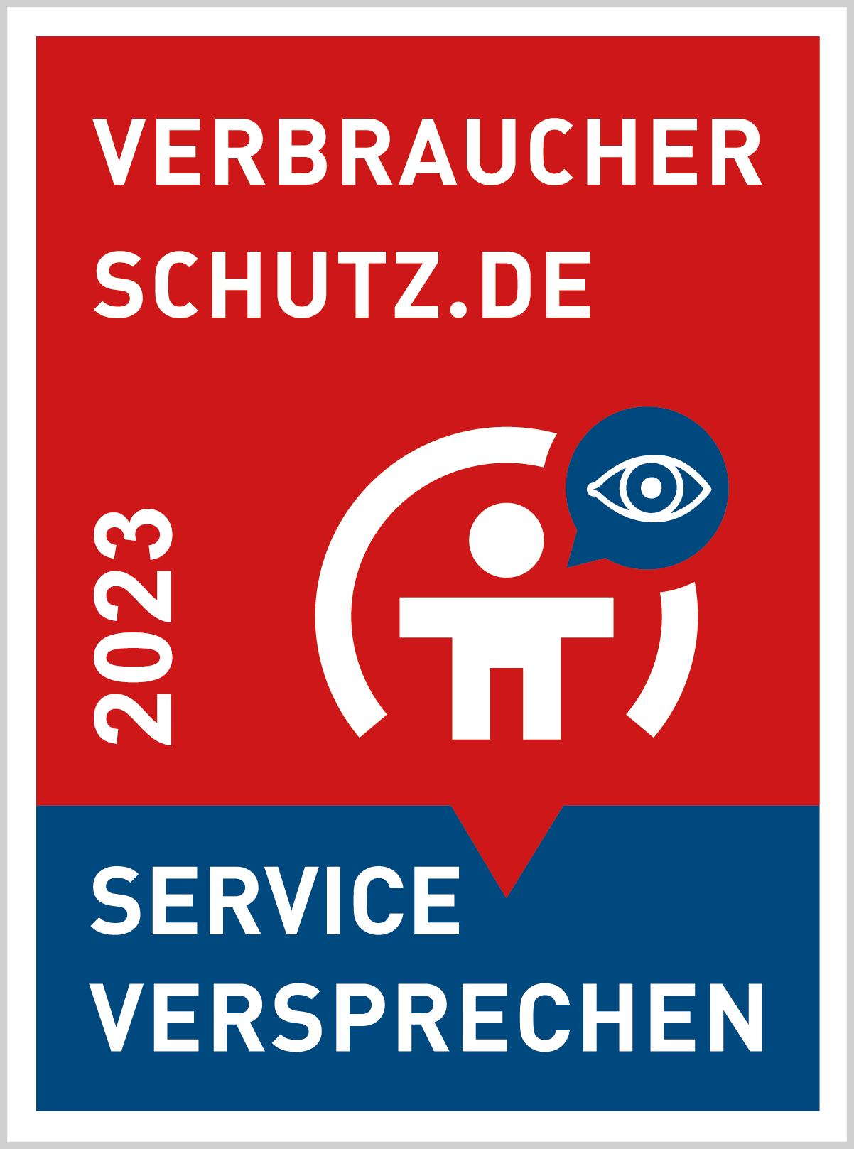 Serviceversprechen